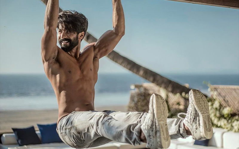 """I Am Totally Fine,"" Shahid Kapoor Quashes Rumours Of Stomach Cancer"