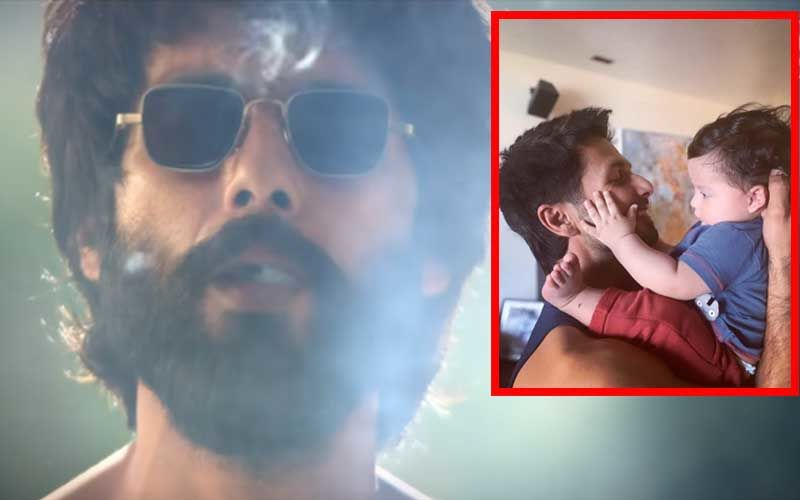 Kabir Singh Smoking Scenes: Shahid Kapoor Had To Bathe For 2 Hours Before Meeting Kids