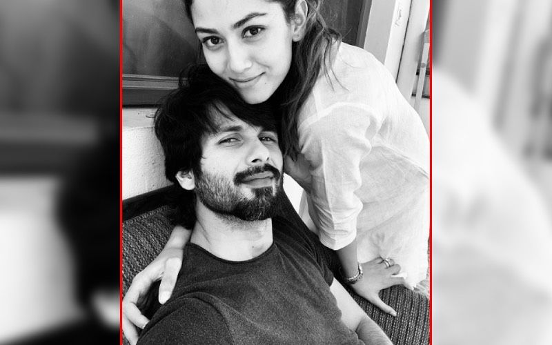 Shahid Kapoor Feels Blessed To Have Wife Mira Rajput In His Life; Pens A Loving Note For His Partner – See Pic