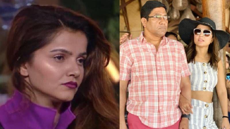 Hina Khan's Father Passes Away: Bigg Boss 14 Winner Rubina Dilaik Extends Prayers; 'Stay Strong Girl'