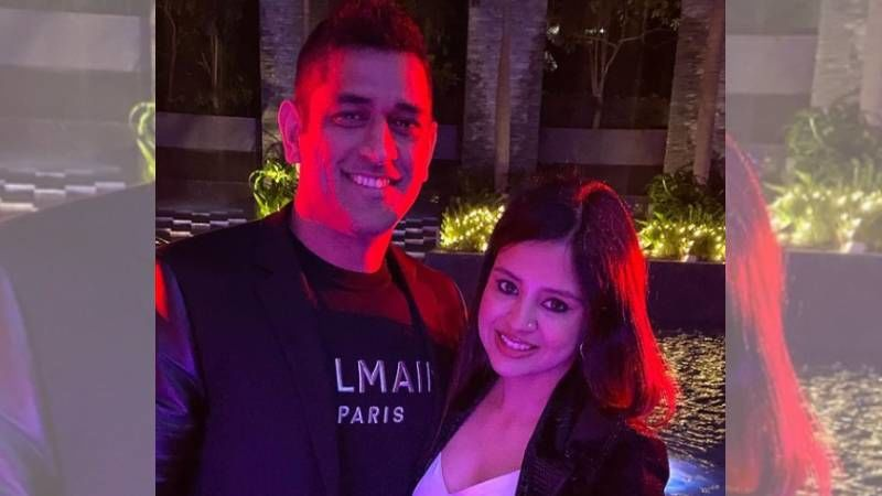 MS Dhoni's Wife Sakshi Gives An Update On The Health Of MSD's Parents Who Tested Positive For Coronavirus