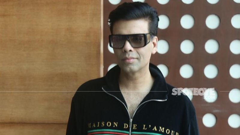Karan Johar Cites Kids As Reason For Taking Up A Food Based Show; 'They Enjoy Watching Me Cook More Than They Enjoy My Cooking'