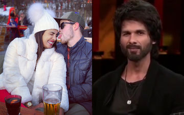 Shahid Kapoor Has An Advice For Priyanka Chopra's Hubby, Nick Jonas