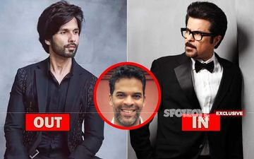 BUZZ: Exit Of Shahid Kapoor And Entry Of Anil Kapoor Changes Title Of Motwane's AK Vs SK To AK Vs AK- EXCLUSIVE