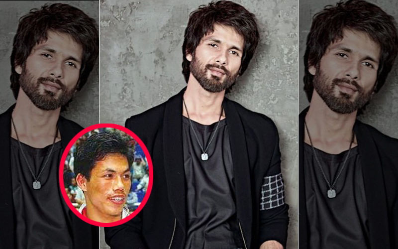 Shahid Kapoor To Debut As Producer With Boxer Dingko Singh's Biopic