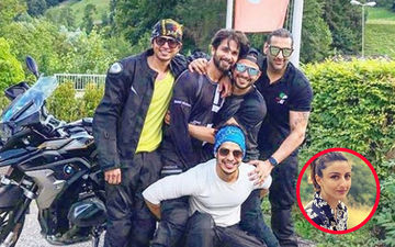Shahid Kapoor, Ishaan Khatter, Kunal Kemmu's Switzerland Motorcycle Diaries Leave Soha Ali Khan Green With Envy