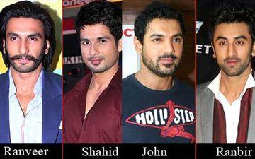 Towel Series: Shahid Kapoor, Ranveer Singh, Ranbir Kapoor Or John Abraham; Actors Who Went Bold For A Pic
