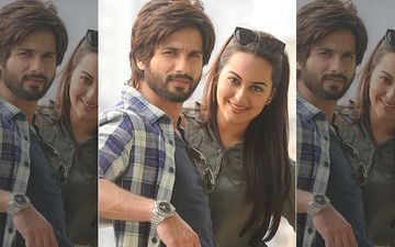 Sonakshi Sinha Addresses Dating Rumours With Shahid Kapoor; Says 'It Never Bothered Us, We're Good Friends Even Today'