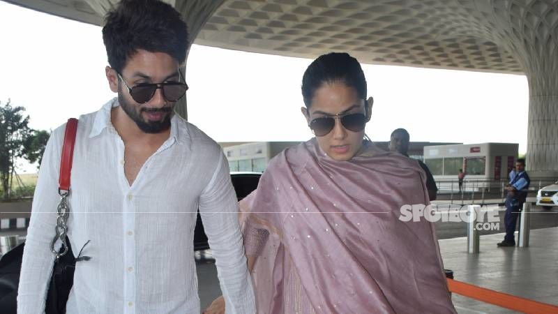 Mira Rajput Kapoor Gives A Spin To Schitt Creek's Moira Rose's Iconic Fashion Sense; Shahid Kapoor's Reaction Is ROFL-Worthy - WATCH