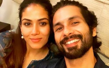 Shahid Kapoor Is All Heart For His Wifey Mira Rajput On Their Wedding Anniversary; Says '5 Years Gone By In A Flash'