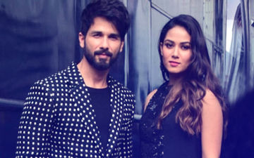 Mira Rajput & Shahid Kapoor Name Their Son Zain Kapoor