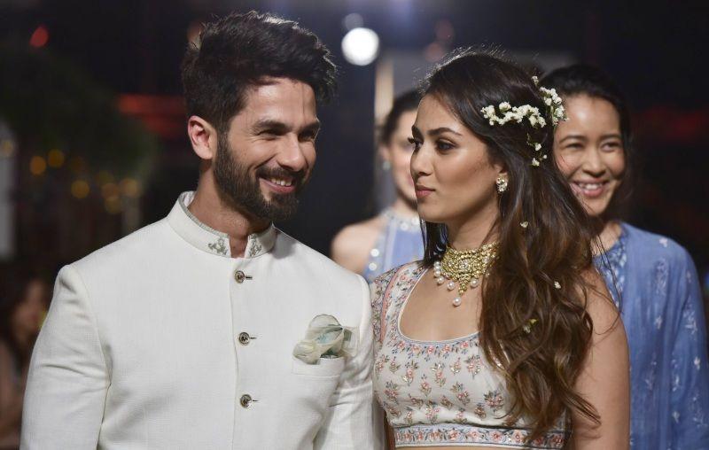 पत्नी मीरा राजपूत के साथ अब बिजनेस कर रहे हैं शाहिद कपूर
