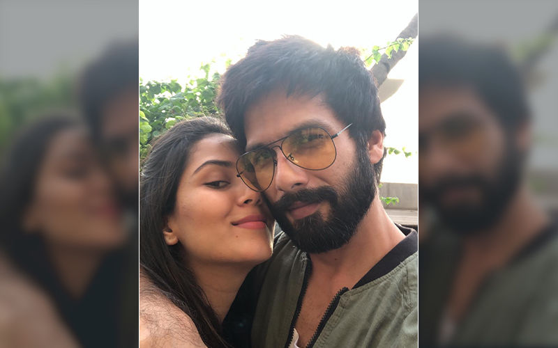 Mira Kapoor's Latest Post For Hubby Shahid Kapoor Screams Nothing But LOVE; Pic Inside