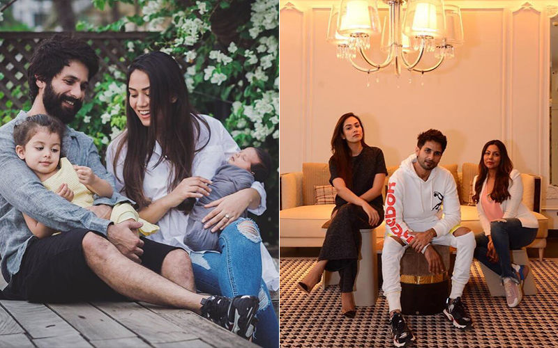 Shahid Kapoor-Mira Rajput To Move Into Their Lavish Sea Facing Duplex With Kids Misha And Zain- Pics Inside