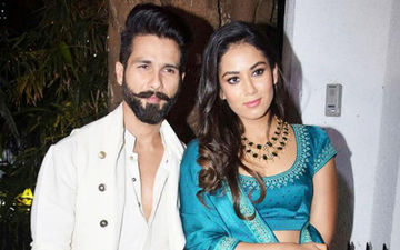 Lovebirds Shahid Kapoor And Mira Rajput On A Gastro-High; Spotted Post Dinner Date