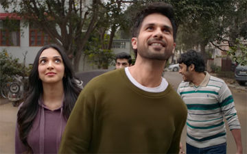 "Shahid Kapoor On Kabir Singh Crossing 200 Crore, ""You Have Given Me Wings To Fly"""