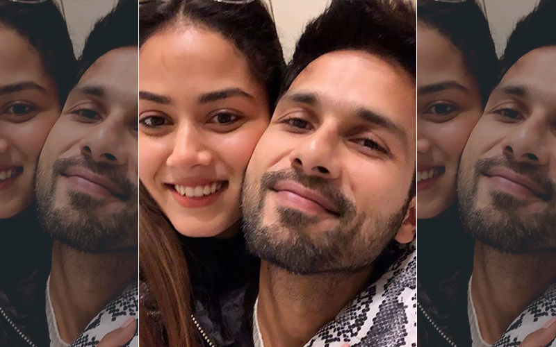 Check Out Mira Rajput's First Ever Picture That Shahid Kapoor Saved On His Phone