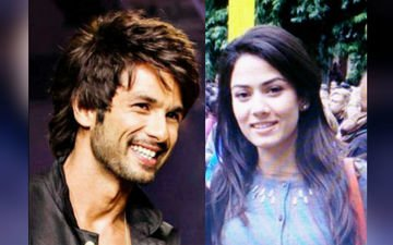 Shahid-Mira Have A Low-key Roka In Delhi