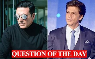 Which Superstar's Digital Debut Are You More Excited For- Akshay Kumar Or Shah Rukh Khan?