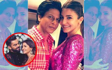 जानिए अनुष्का शर्मा के साथ बैठे शाहरुख खान क्यों नहीं दे पाए इस सवाल का जवाब