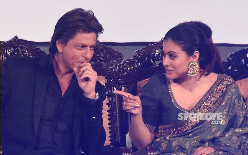 These Pictures Of SRK & Kajol At A Film Festival Are A Treat For Sore Eyes