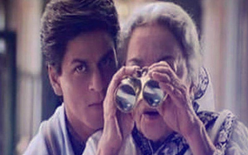Ava Mukherjee, Shah Rukh Khan's Badi Maa In Devdas, Passes Away At 88