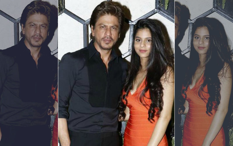 "Shah Rukh Khan's Advise To Suhana, ""If A Guy Meets You And Says, 'Rahul, Naam Toh Suna Hoga', He's A Stalker"""