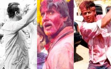 Happy Holi: कभी शाहरुख़ खान से लेकर अमिताभ बच्चन और राजकपूर इस तरह से सेलिब्रेट करते थे होली