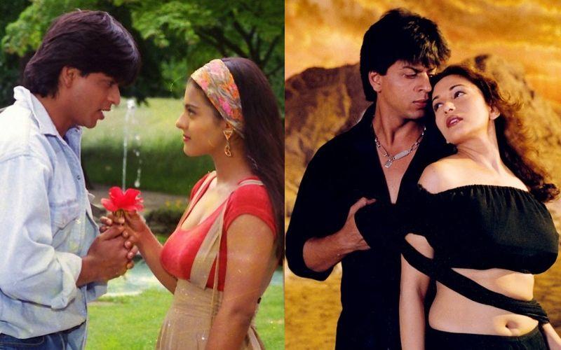 Happy Birthday Shah Rukh Khan: इन 5 हसीनाओं के साथ रोमांस किंग की जोड़ी रही हमेशा हिट