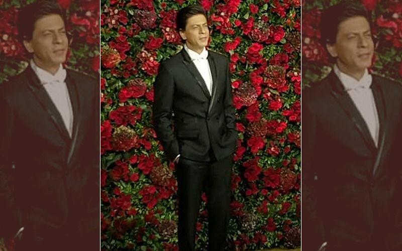 Deepika Padukone-Ranveer Singh reception Live Updates: बधाई देने पहुंचे शाहरुख खान