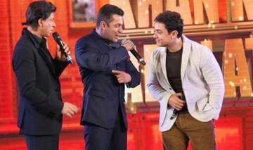 शाहरुख, सलमान, आमिर खान के बीच बेहतर आपसी समझ
