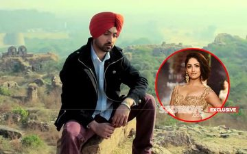 Shaken Up Diljit Dosanjh Out From Yami Gautam Starrer- EXCLUSIVE