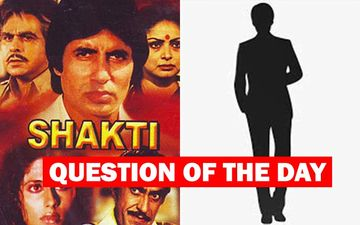 Shakti Remake: Who Would You Like To See In Amitabh Bachchan's Role?