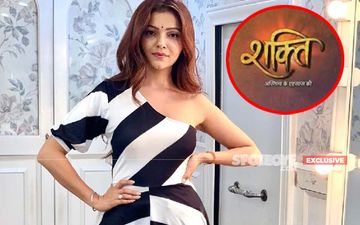 Rubina Dilaik Confirms: 'My Journey With Shakti Astitva Ke Ehsaas Ki Has Come To An End, Time To Pass On The Baton'- EXCLUSIVE