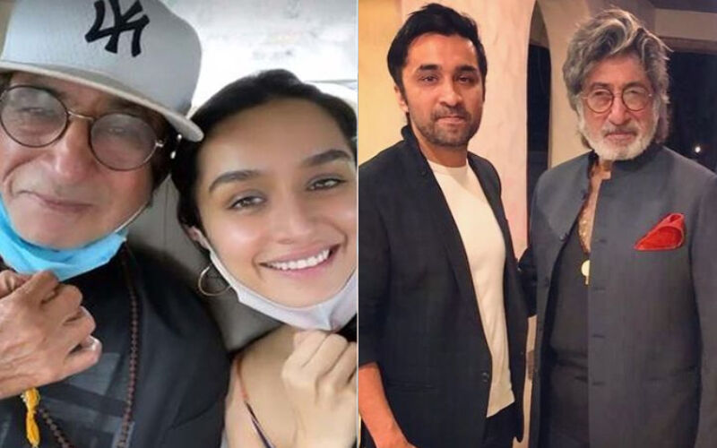 Shakti Kapoor Says He Is A Proud Father; Adds 'Shraddha Kapoor Is A Big Star, Siddhanth Is On The Way To Making It A Big'