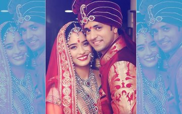 Shakti Arora & Neha Saxena Finally Announce, 'We Are Married'