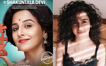 Shakuntala Devi Teaser: Vidya Balan And Sanya Malhotra Starrer Introduces Fans To The Genius; Trailer Out Tomorrow