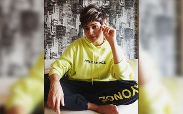 Popstar Shalmali Transforms Her Looks With The New Pixie Haircut Ahead Of The Launch Of Her Latest Song Regular
