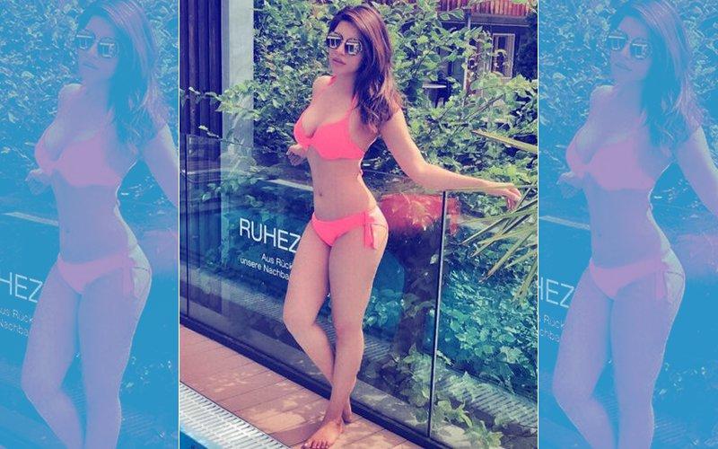 Tuesday Tadka: Shama Sikander Is The Perfect Seductress In A Red Hot Bikini