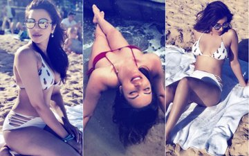 "Shama Sikander BLASTS Trolls For Body-Shaming Her; Says, ""I Have B**BS & Nice Ones Indeed"""