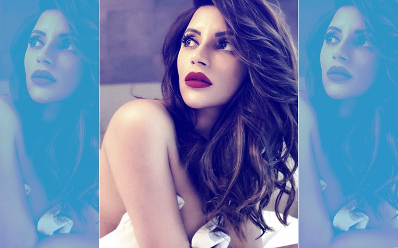 Fun & Fearless Shama Sikander Poses Topless For Photo Shoot
