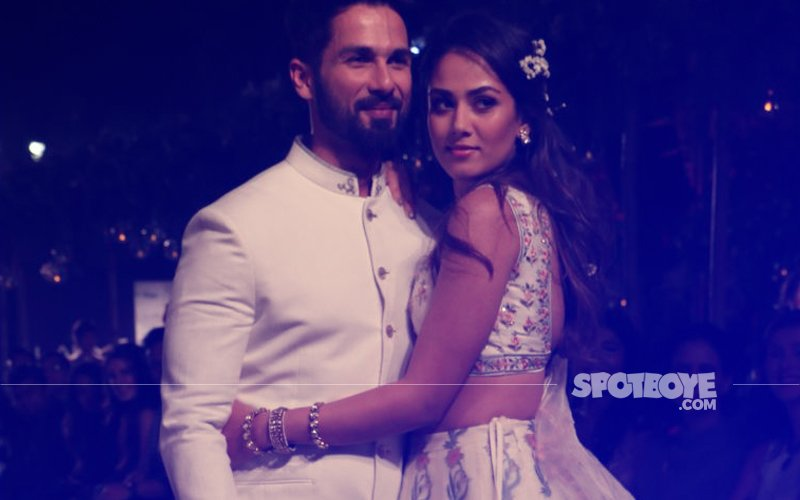 LFW 2018: Mira Rajput & Shahid Kapoor's SIZZLING HOT Chemistry Sets The Stage On Fire!