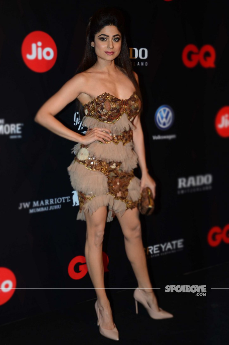 shamita shetty gq awards