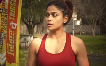 Shamita Shetty Continues Shooting For Khatron Ke Khiladi 9 Despite An Injury!