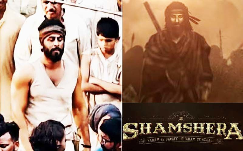 Shamshera: Ranbir Kapoor's Bearded Rugged Look Busted In These LEAKED Pictures