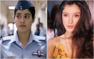 Gunjan Saxena: The Kargil Girl: Janhvi Kapoor's Cousin Shanaya Kapoor Was One Of The 'Assistant Director' Of The Film- BTS Pic