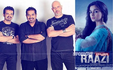 Shankar-Ehsaan-Loy Talk About Their Heart Renditions Of Raazi & Lots More