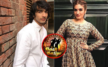 Nach Baliye 9: Shantanu Maheshwari Concerned About The Judges' Bias; Raveena Tandon Confronts Him