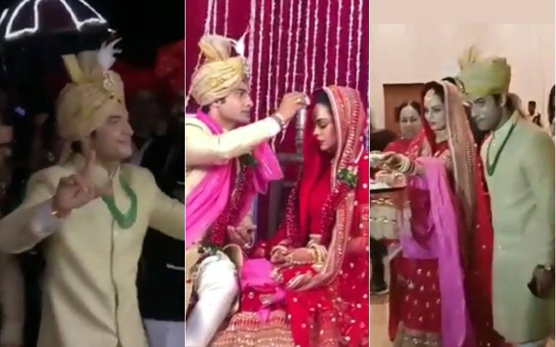 Ssharad Malhotra-Ripci Bhatia Wedding: Unseen Pictures And Videos From The Big Day