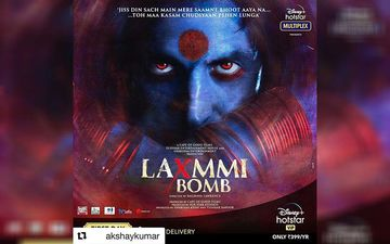 Laxxmi Bomb: Sharad Kelkar Promotes The Digital Release Of His Film Starring Akshay Kumar
